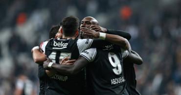 Beşiktaş'ın Göztepe Kadrosu Belli Oldu!