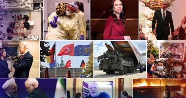 Dünya Basınında Bugün Yerini Alan Haberler
