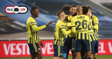 Fenerbahçe'ye Nazım ve Mesut'tan İyi Haber