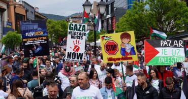 İsrail Zulmüne Dünya Sessiz Kalmadı!