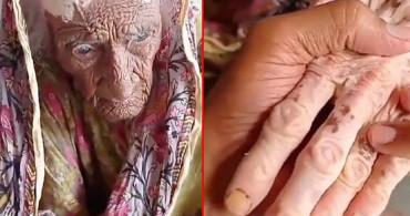 Pakistan'da 300 Yaşında Olan Kadın Görenleri Hayrete Düşürdü