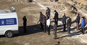 İkinci Dalga Bursa'da Toplu Kayıplara Neden Oldu! Ekiplerin Mezarlıktaki Çalışmaları Dikkat Çekti! - 1