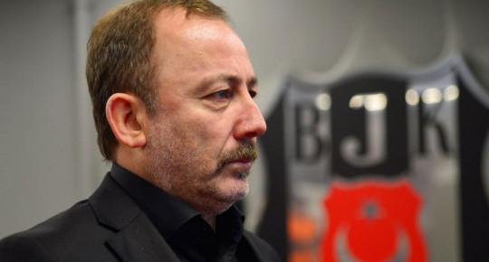 Sergen Yalçın Beşiktaş'tan Ayrıldı! Ayrılık Kararı Alan Sergen Yalçın'ın İlk Sözleri! Ahmet Nur Çebi'ye Ne Dedi?