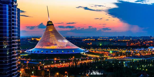 Kazakistan Çarın Kanyonu'ndan Eşsiz Fotoğraflar - 1