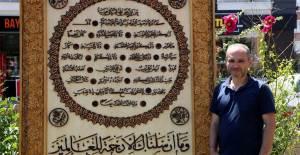 Ayasofya Camii'ne Hediye Etmek İstiyor! 300 bin TL'lik Teklifi Kabul Etmedi