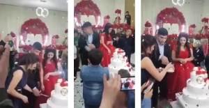 Düğünde Damat Terörü! Sinirli Damat Düğününü Herkese Zehir Etti