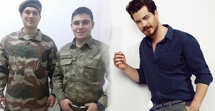 Çağatay Ulusoy'un Yeni Askerlik Fotoğrafları Ortaya Çıktı