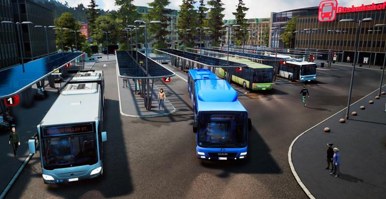Çok Keyif Alacağınız 9 Otobüs Simülasyon Oyunu!
