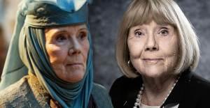 Dame Diana Rigg Hayatını Kaybetti