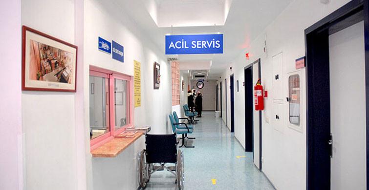 Devlet Hastanesinde Akıllara Durgunluk Veren Olay!