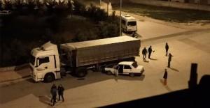Konya'da Kaza Yerine Giden Sağlık Görevlilerine Şiddet!
