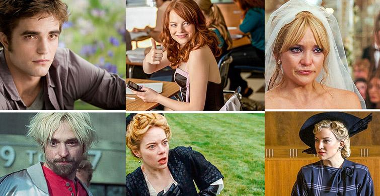 Aniden Tipini Değiştiren ve İzleyiciyi Şaşırtan 12 Aktör