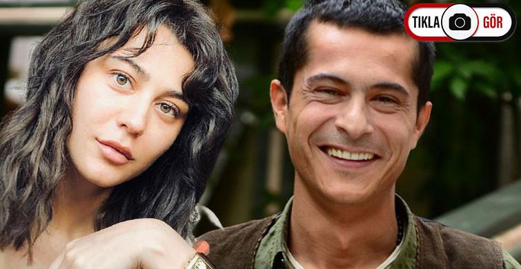 İsmail Hacıoğlu ile Merve Çağıran Çiftinden Yeni Poz