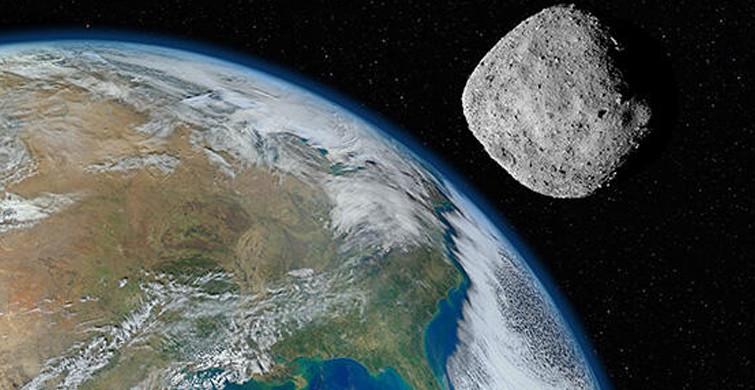 NASA Duyurdu! Dev Asteroit Dünya'ya Yaklaşıyor