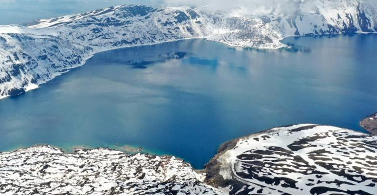 Nemrut Krater Gölü Bahara Hazırlanıyor!