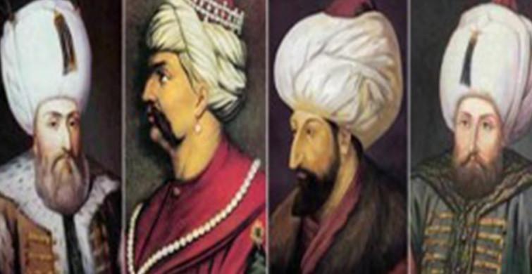 Osmanlı Padişahları Ölüm Sebepleri