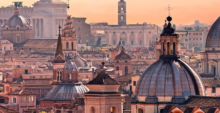 Roma'nın Ünlü Kafe ve Restoranları