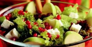 Sağlıklı Yaz Salataları