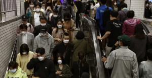Güney Kore'de Son Bir Günde 29 Covid-19 Vakası Görüldü