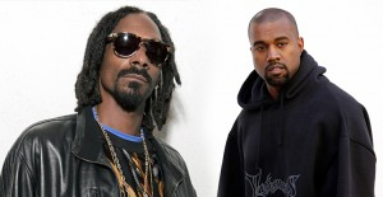 Snoop Dogg, Kanye West'in Tasarladığı Terliklerle Dalga Geçti