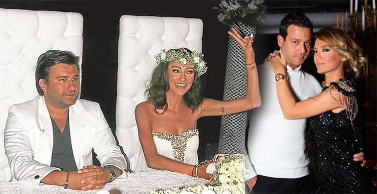 Ünlülerin Kısa Süren Evlilikleri