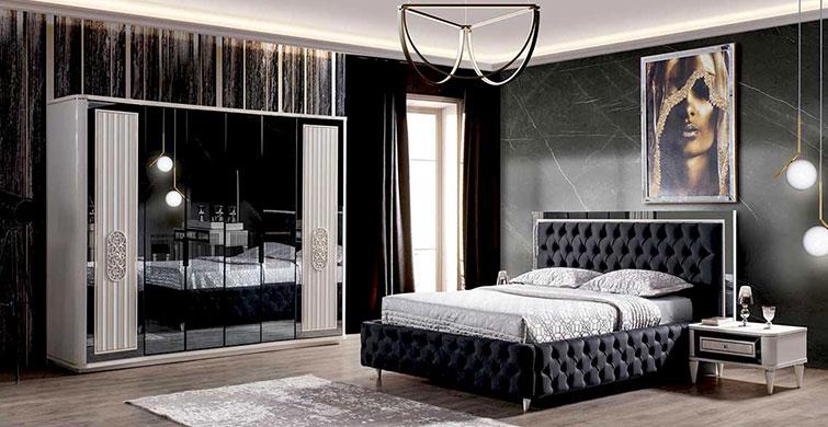 Yeni Gelin Evlerine Yatak Odası Dekorasyon Önerisi