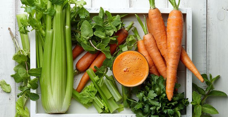 Hastalıklardan Koruyan Kış Sebzeleri