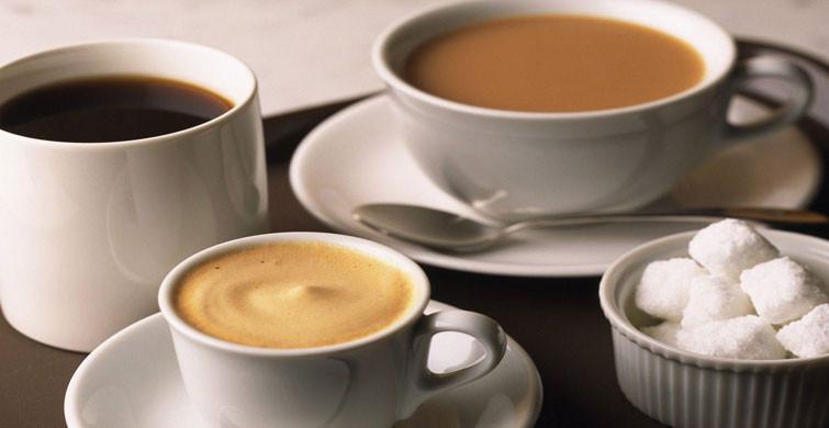Yemeklerden Sonra Çay ve Kahve Tüketimi Zararlı!