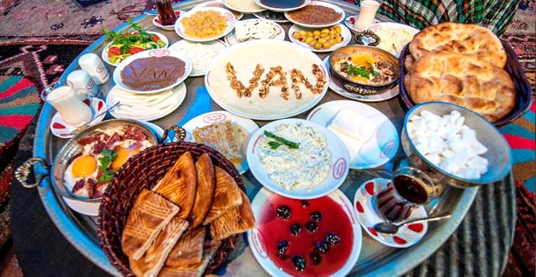 Van Kahvaltısı UNESCO Listesinde!