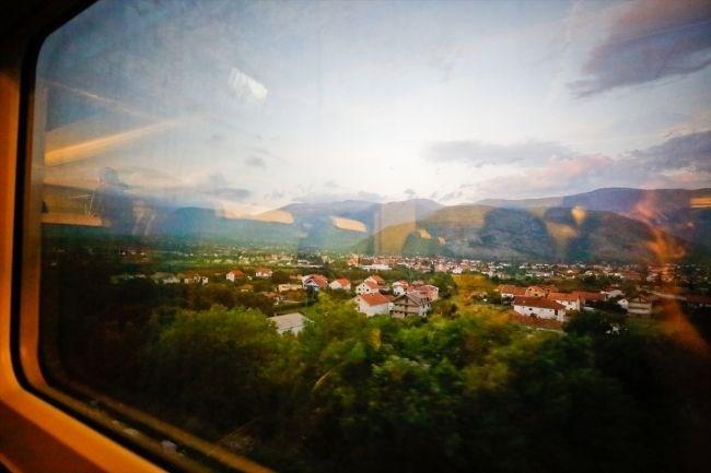 'Rüya Demiryolu Güzergahı': Bosna Hersek ile Mostar Arasındaki Eşsiz Yolculuktan 18 Manzara - 1