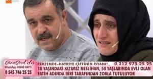 Evli ve 5 Çocuk Babası Adam 18 Yaşındaki Kadını Alıkoydu, Canlı Yayın Karıştı! - 1