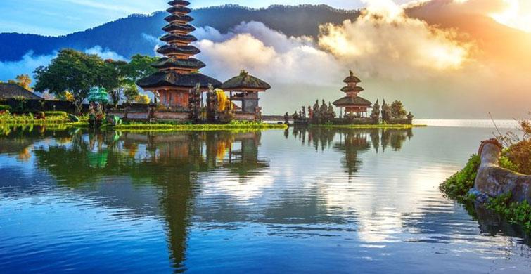 Vizesiz Ülkelerden Endonezya! - 1