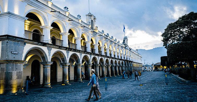 Vizesiz Ülkelerden Guatemala! - 1