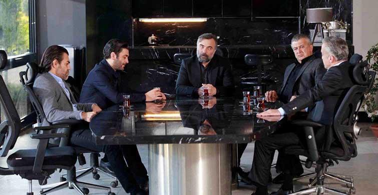 Eşkıya Dünyaya Hükümdar Olmaz Dizisine Murat Özben Katıldı - 1