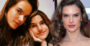 Alessandra Ambrosio, Kızı Anja Louise İle Dans Etti - 1