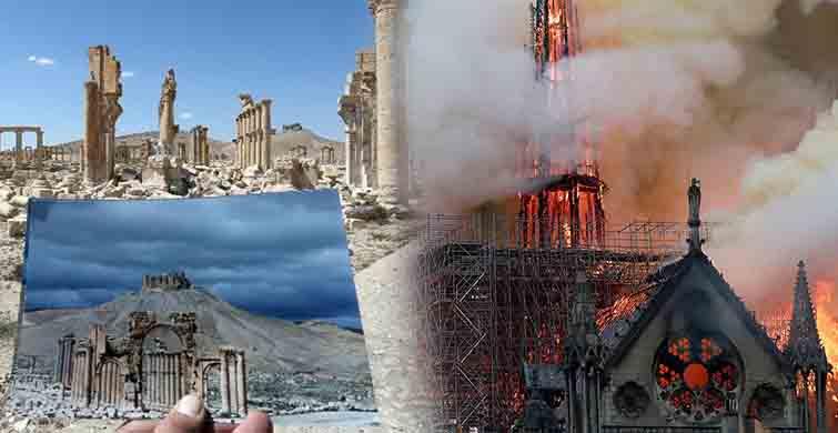 Son 5 Yılda Kaybedilen Dünyaca Ünlü 7 Popüler Turistik Yer! - 1