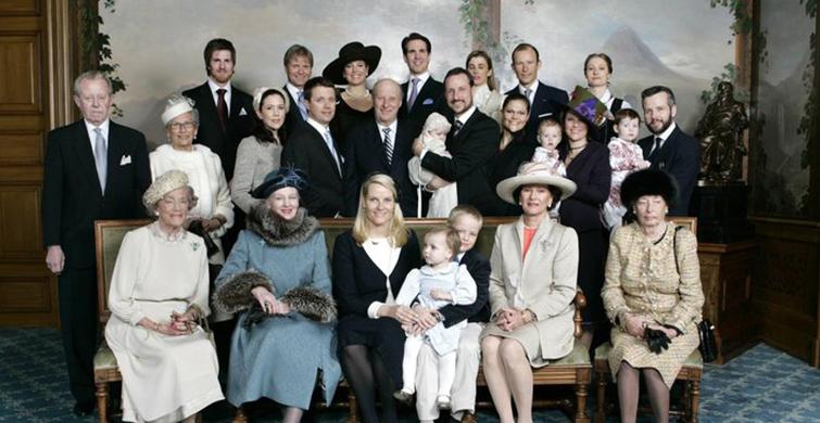 Norveç Prensesi Martha Louise'in Eski Eşi Ari Behn İntihar Etti - 1