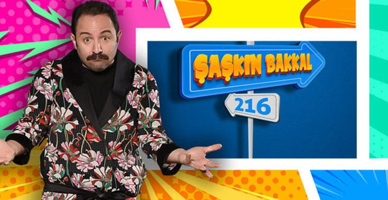 TV8'in Yeni Dizisi Şaşkın Bakkal 216 Yayınlandı - 1