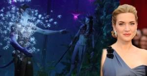 Avatar 2'nin Kamera Arkası Görüntülerinde Kate Winslet de Var - 1