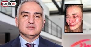 Bakan Ersoy, Çeşme'de Darp Edilen Daria Kyryliuk İçin Bizzat Devreye Girdi - 1