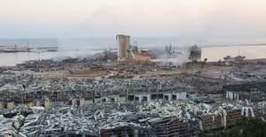 Beyrut'ta Patlama: 2 Hafta OHAL İlan Edildi, 100 Ölü - 1