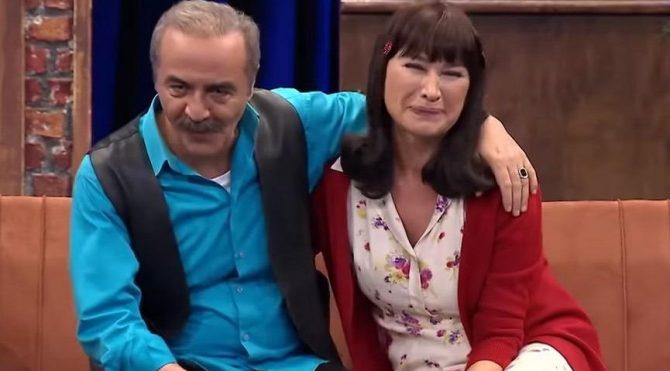 Yılmaz Erdoğan ve Demet Akbağ 25 yıl Sonra Aynı Sahnede - 2