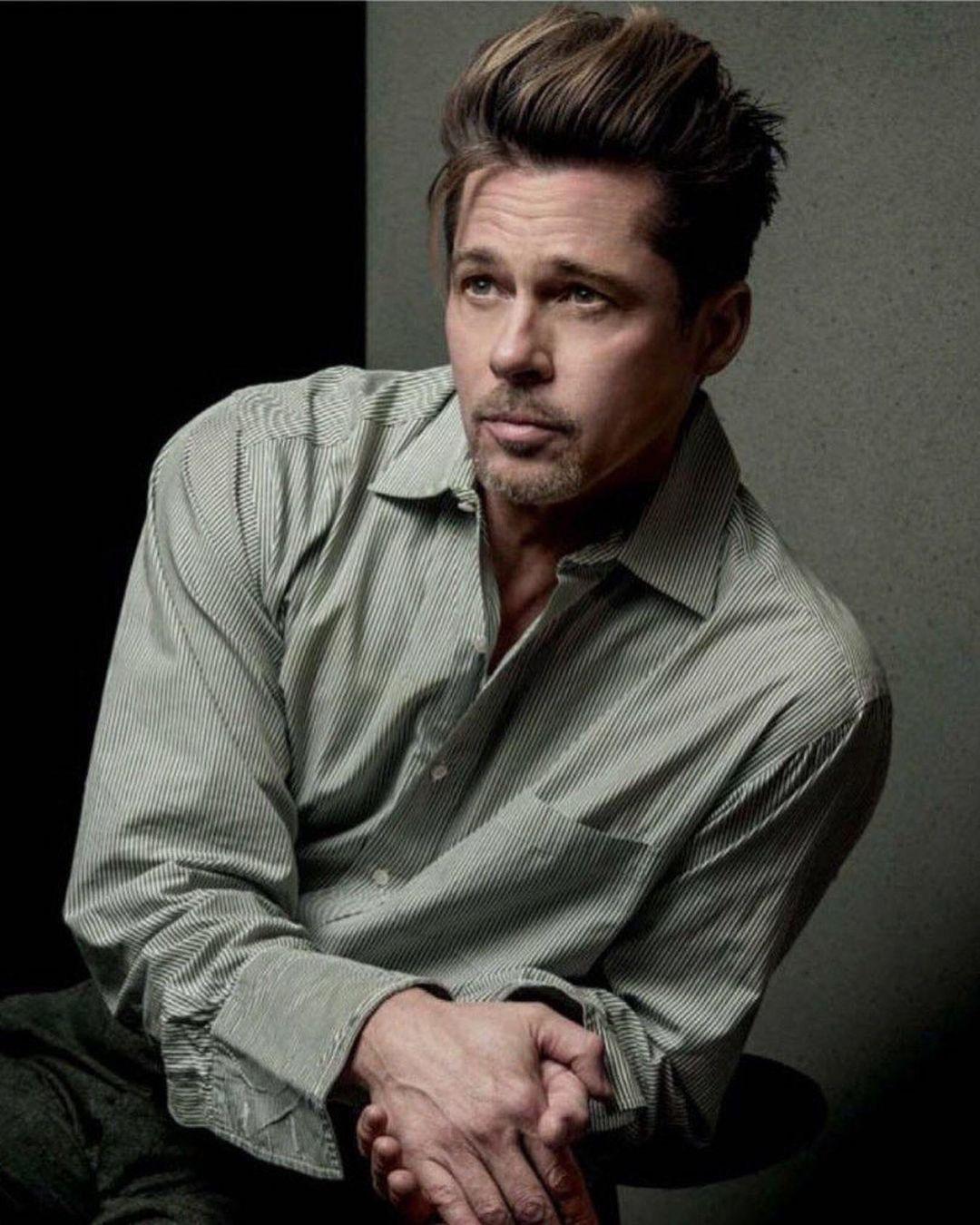 Brad Pitt İhtiyaç Sahiplerine Yardım Eli Uzattı - 2
