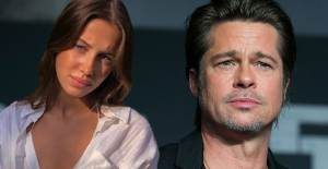 Brad Pitt ile Nicole Poturalski'nin Aşkı Bitti - 1