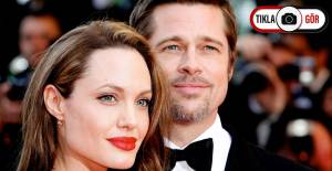 Angelina Jolie ile Brad Pitt'in Velayet Davası - 1