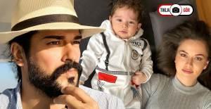 Burak Özçivit'in Babası Bülent Özçivit ile Karan'ın Benzerliği Dikkat Çekti - 1