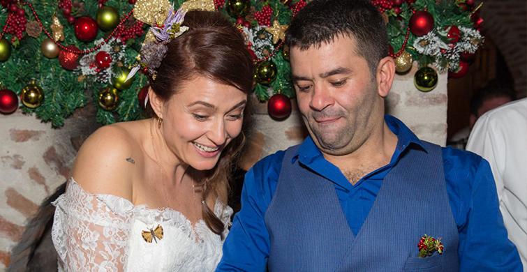 Ceyda Düvenci ve Bülent Şakrak Evlilik Yıldönümlerini Otobanda Kutladı - 1