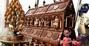 Çikolata Müzesine Ziyaretçi Akını - 1