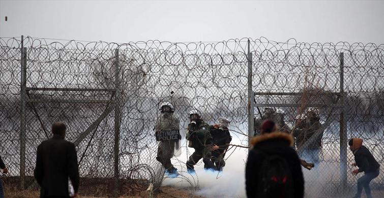 Yunan Mezalimi Sınırı Toplama Kampına Çevirdi - 1