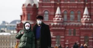 Rusya'da Covid-19 Vaka Sayısı 335 Bini Geçti! - 1